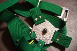 custom strap on